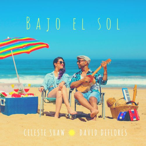 "Celeste Shaw y David DeFlores lanzan video de su single ""Bajo el Sol"""