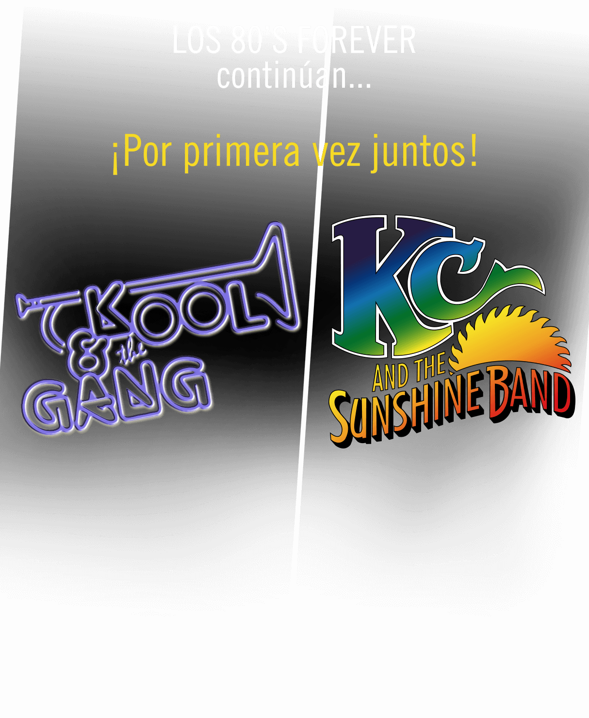 Kool & the Gang y KC & The Sunshine Band - Movistar Arena - 24 de abril