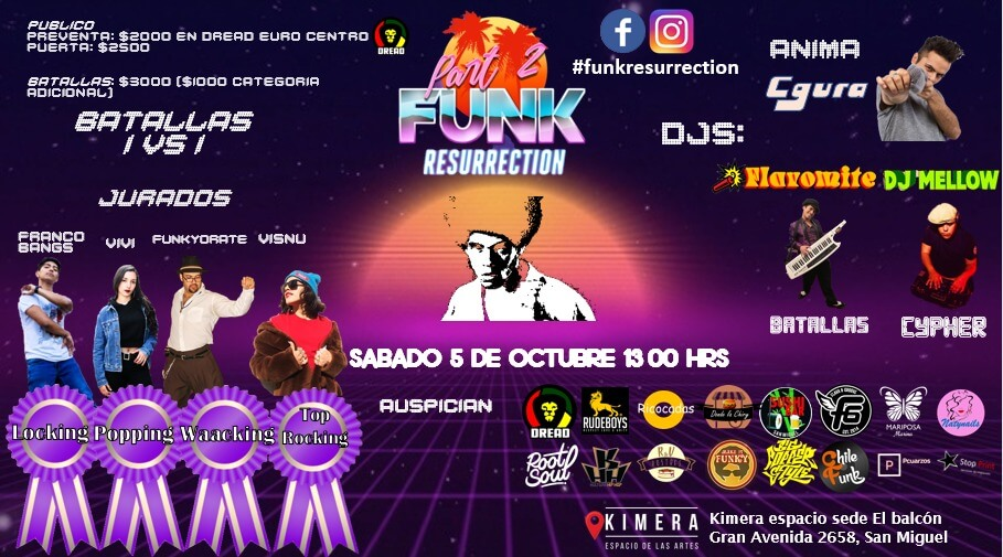 Funk Resurrection Part 2